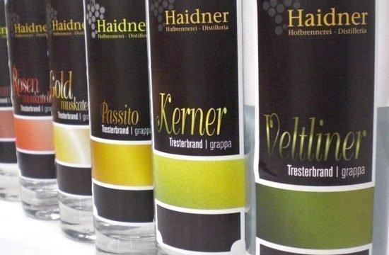 Destillate aus Südtirol